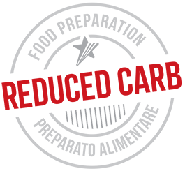 Reduced Carb